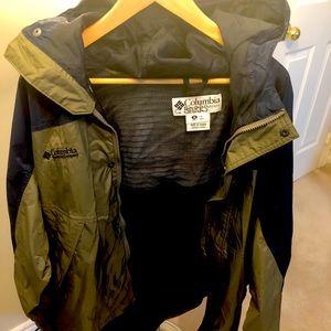 EUC Columbia men's fall/spring jacket in sz XL!!